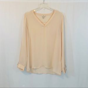 Joie Silk Long Sleeve